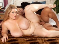 BBW Renee Ross gets cock into juicy pussy