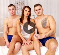 BiEmpire – Beautiful Babe Pola Gets Fucked Hard