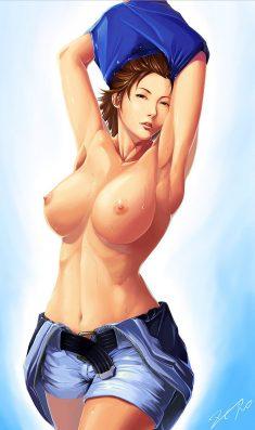 Asuka Kazama – Tekken