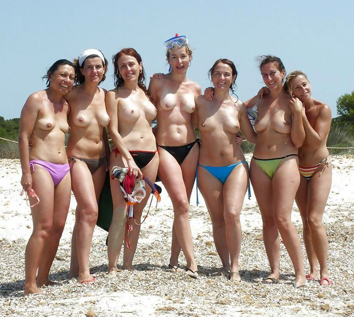 Young nude hot girls
