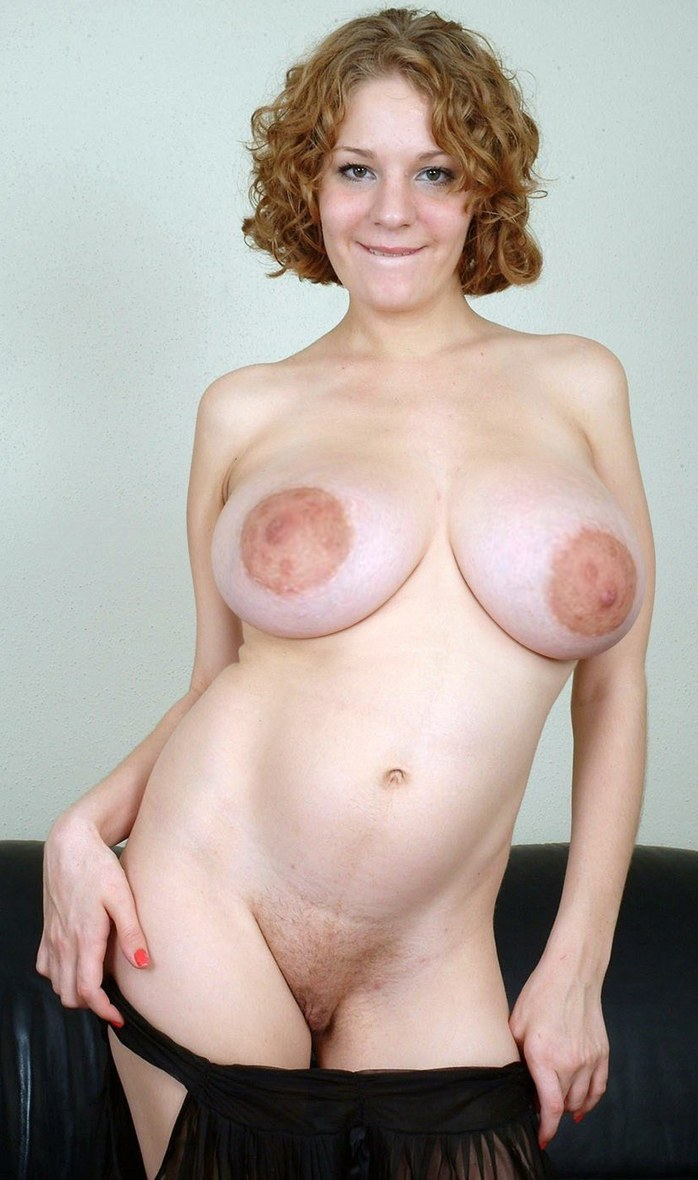 Oddly Shaped Tits