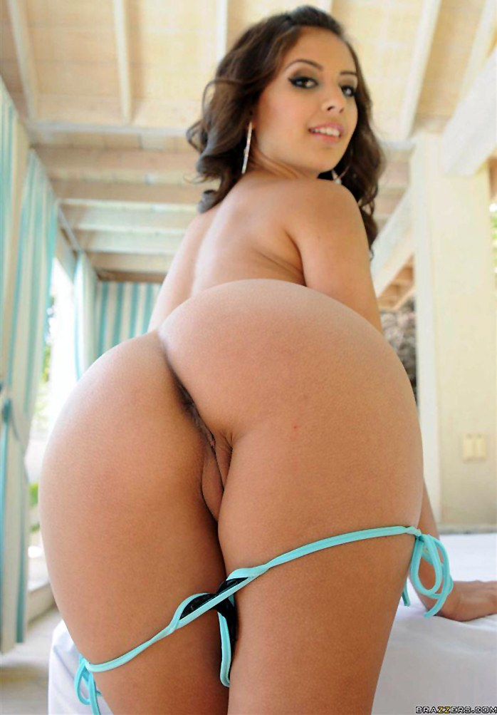 Latina big ass nude