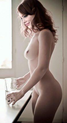 Emma Stone Naked