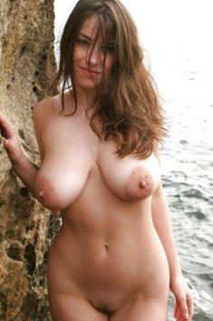 Hot Milf with large natural breasts