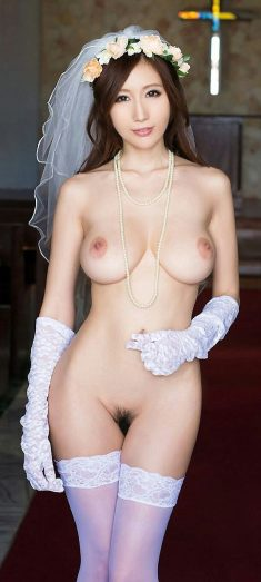 Busty asian girl naked at wedding