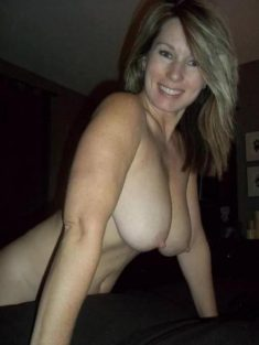 Slightly drooping but wonderful natural breast