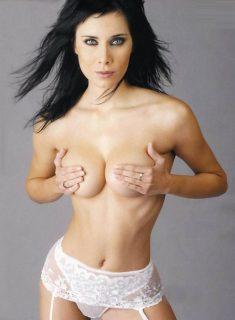 Algunas fotos de Pilar Rubio desnuda