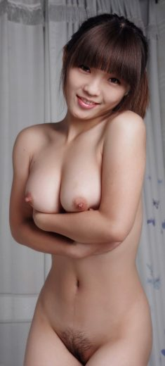 Cute Young Asian Girl
