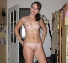 Seductive young girl