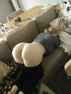 Revealing her Awesome Ass
