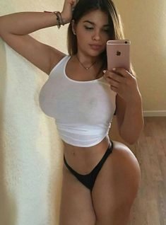 Curvy Latin Girl