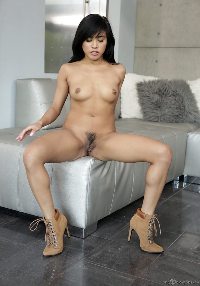 Hot Asian Girl Ember Snow