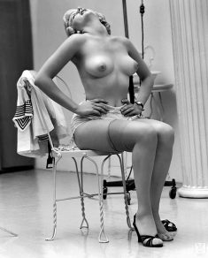 Terry Ryan – Playmate of the Month December 1954