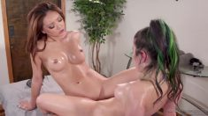 The Russian Masseuse – Allgirlmassage asian shaved lesbian sex – Lesbian HD Porn
