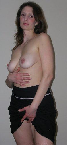 Sexy Amateur Brunette