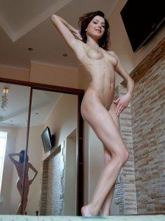 24-letnia fitneska z sex czatu. Super ciałko!