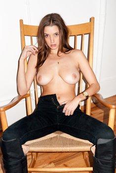 Alyssa Arce nude boobs