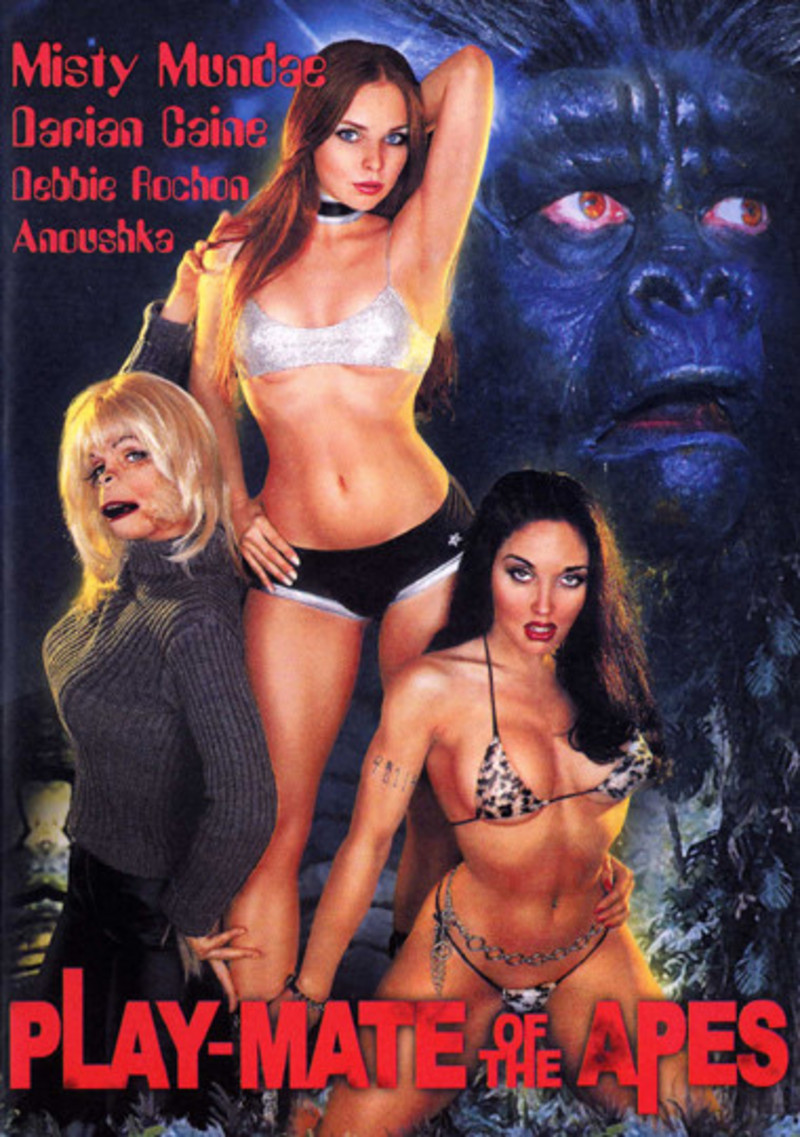 el planeta de los simios xxx parodia