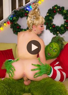 The grinch xxx parody by screwbox