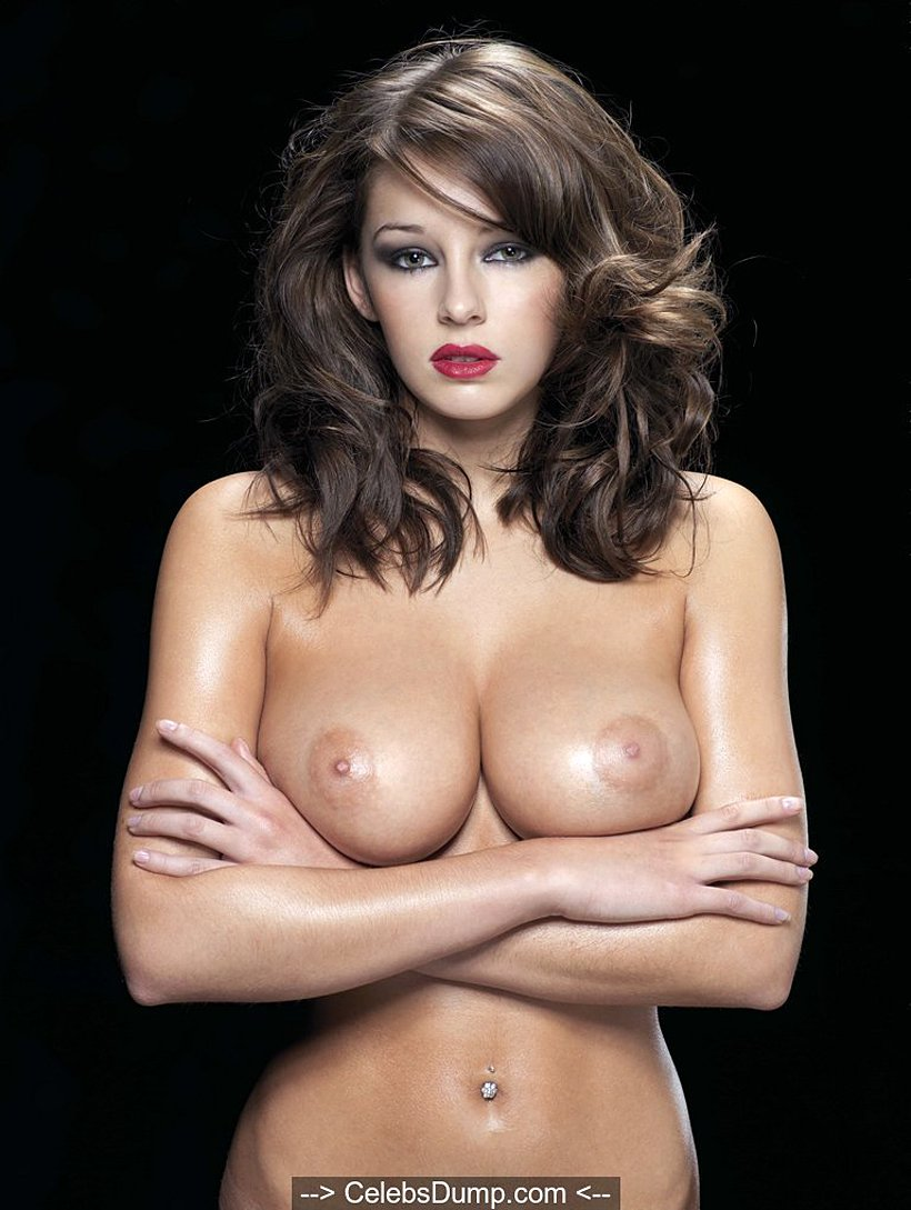 Busty Keeley Hazell nude for Maxim magazine - Image 2