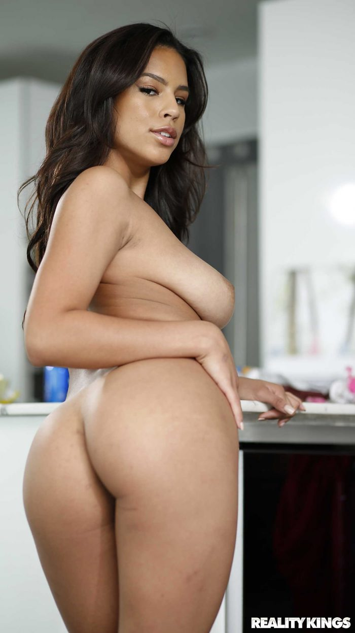 Big Boob Asian Masturbating