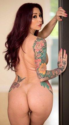 Booty Pornstar Monique Alexander
