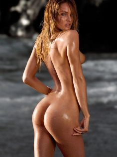 Candice Swanepoel Naked On Paparazzi Photos