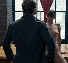 Jennifer Lawrence nude in hot scenes from Red Sparrow