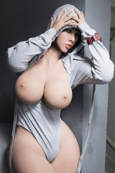 163CM Big Ass TPE Sex doll Novia Hill