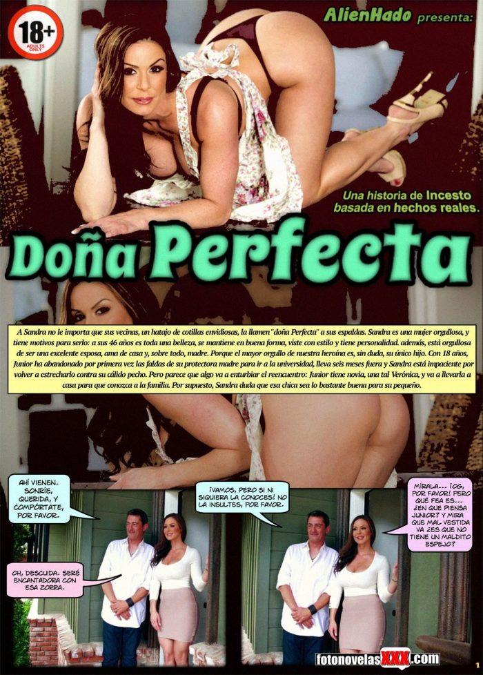 Doña Perfecta Comic Incesto Kendra Lust y Jordi Enp Sexpin Net