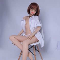 Lovely Japanese Sex Doll Realistic Slim Teen Love Doll 148cm – Juile
