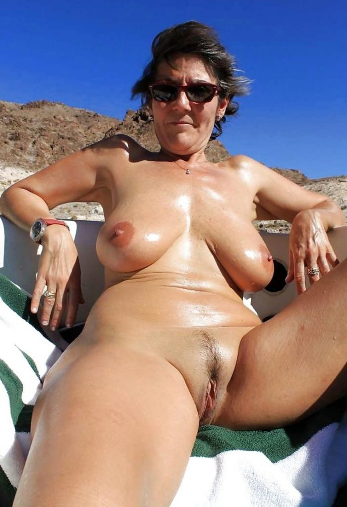 Senior Women On Nudist Beach  Sexpinnet  Free Porn Pics -2983