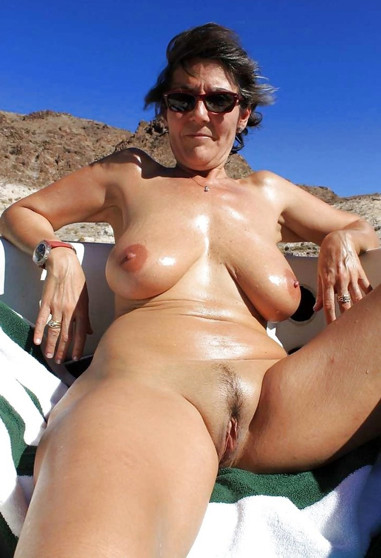 Senior Women On Nudist Beach  Sexpinnet  Free Porn -2770