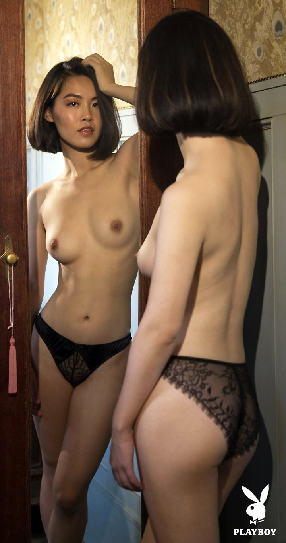 See sexy Joyce Chiu nude Playboy model at Playboy Plus!