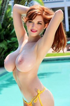 Tessa Fowler at HQ Babes