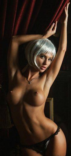 Alena Lukyanova Nude