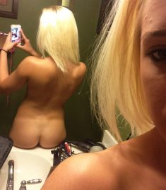 Amateur women and girls like naked selfies