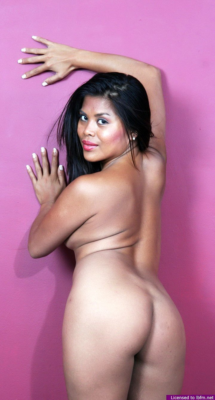 Young asian girl Arcadia showing off her first naked poses