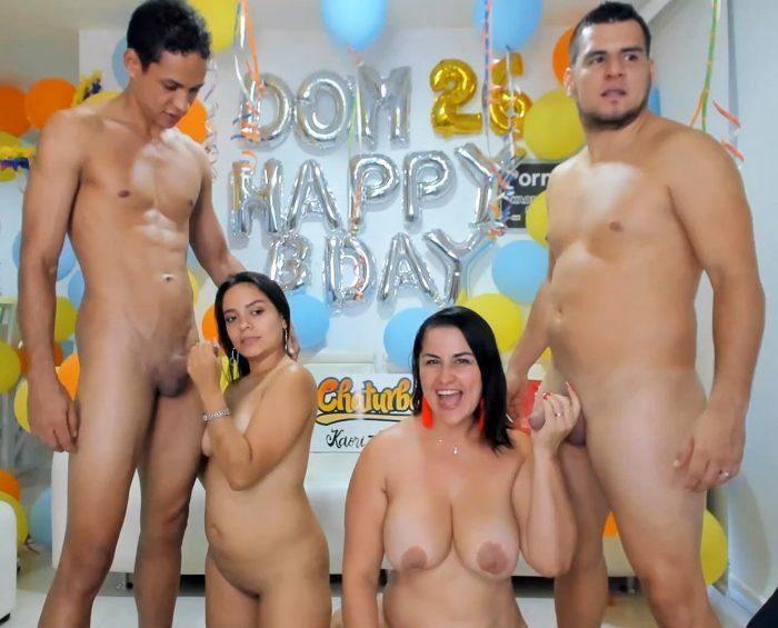 Kaori7dominick – Dom 26 Happy Bday