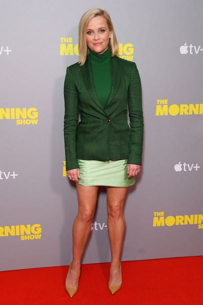 Reese Witherspoon at The Morning Show Screening in London