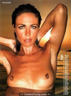 Vanessa Kelly topless