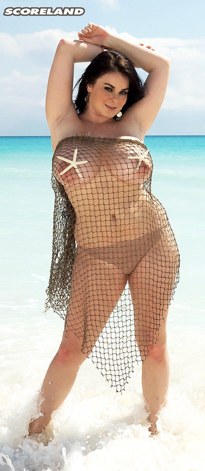 Busty Mermaid