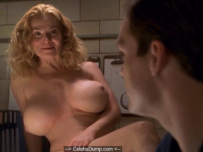 Veronica Hart huge nude boobs in Six Feet Under