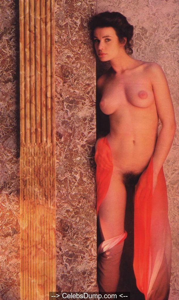 Valerie Kaprisky naked for Lui Magazine