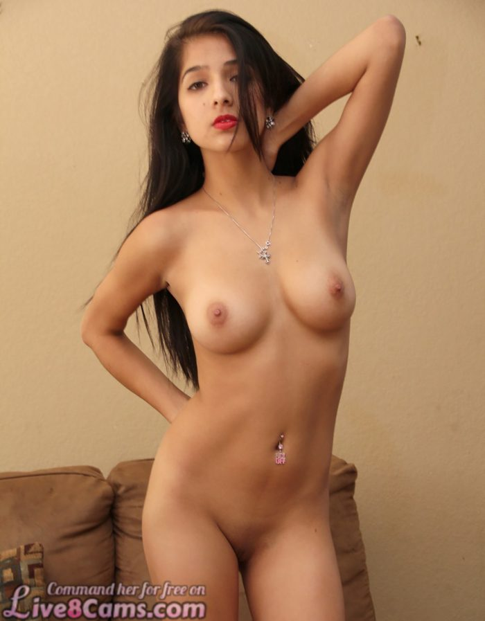 Cute and sexy Latina with amazing body