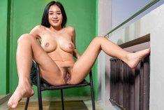Hairy Pussy Thai Model | xximg