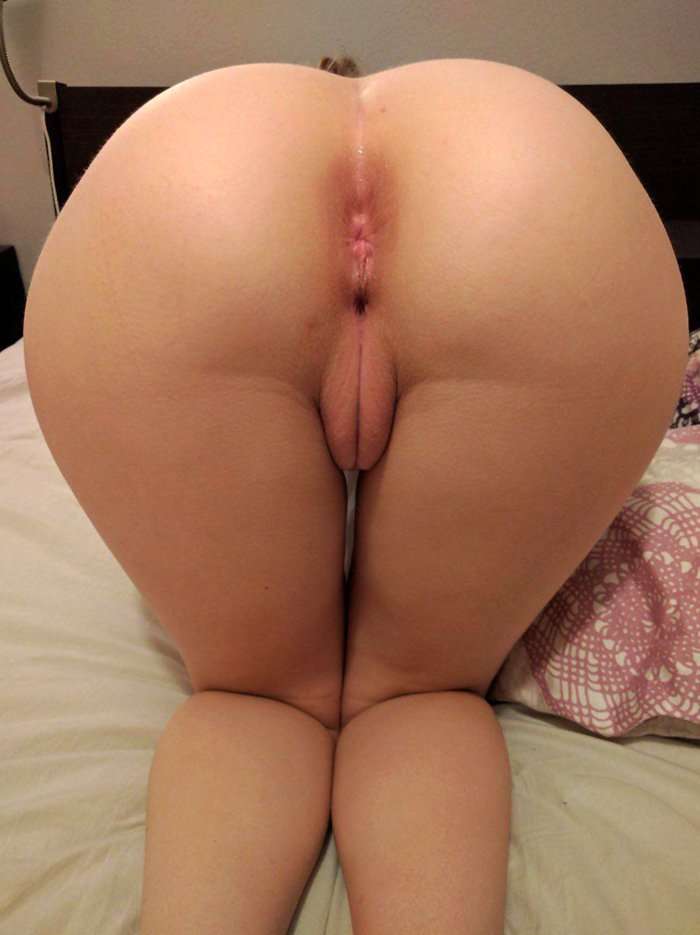 Sexy ass and nice pussy