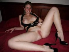 Hot naughy cuckold wife spreading her legs for big black bull