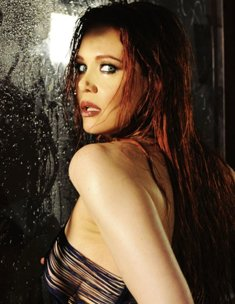 Maitland Ward topless and nude for AVN Magazine