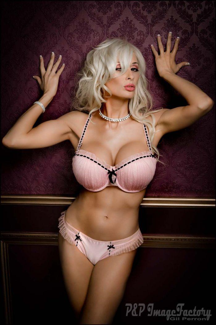 Marie Claude Bourbonnais – You bring me to temptation